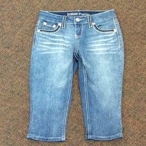 Zco Jeans Premium Capris